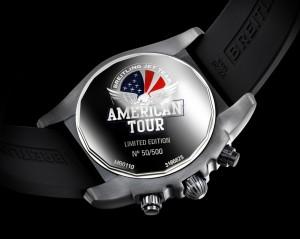Breitling-Chronomat-44-Blacksteel-for-Jet-Team-American-Tour-caseback-Perpetuelle